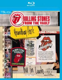 Cover The Rolling Stones - From The Vault - Roundhay Park: Live In Leeds 1982 [DVD]